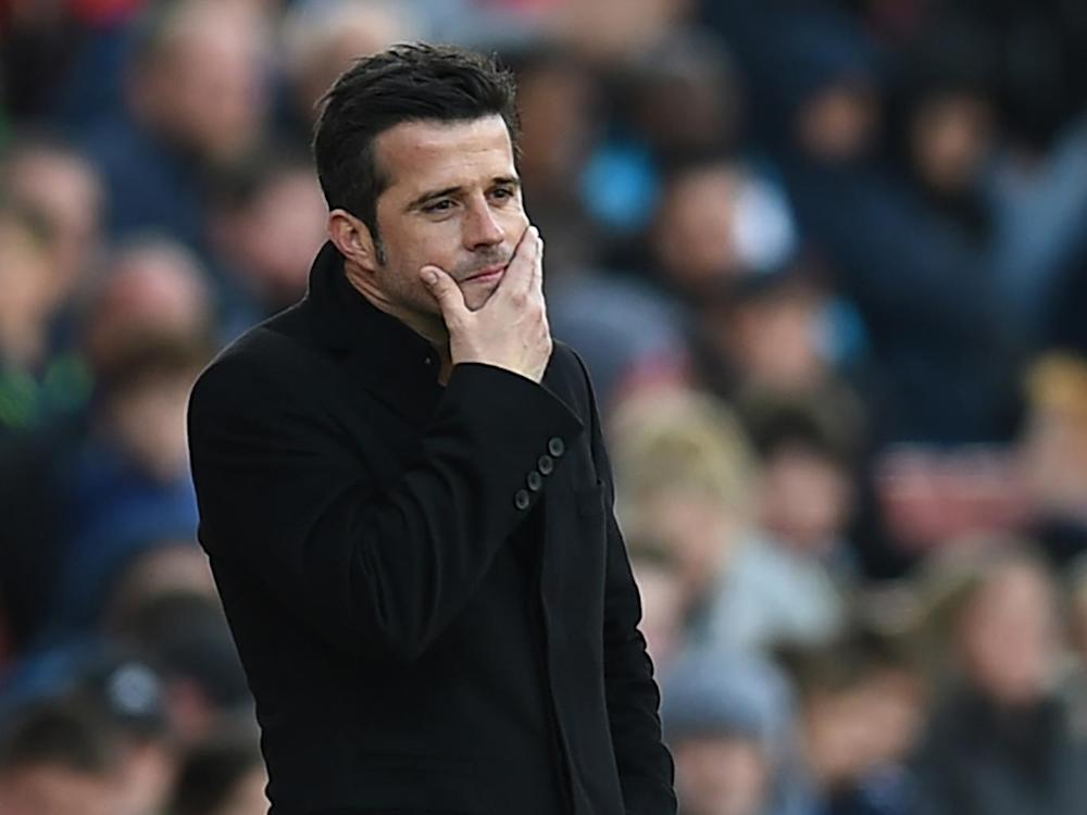 Marco Silva's Hull remain fourth-bottom (Getty)