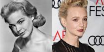 <p>Between Sandra Dee and Carey Mulligan's pale complexions, full cheeks, and almond eyes, the two actresses could not look more alike — despite working in Hollywood decades apart from one another.</p>