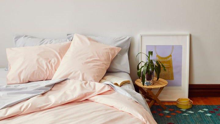 Gifts for new parents: Brooklinen sheets