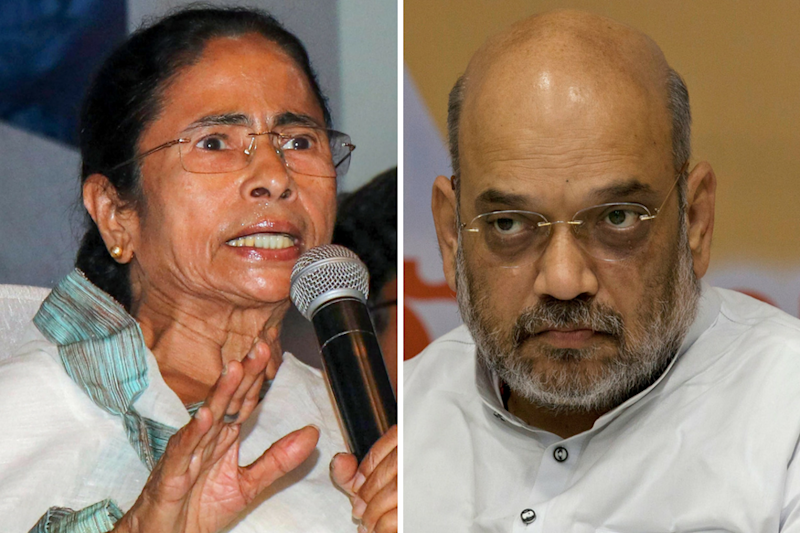 Hours Before Amit Shah's Rally in Kolkata, Mamata Takes a Dig With #ZeroDiscriminationDay Tweet