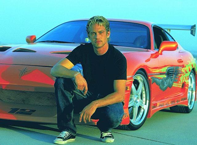 Paul Walker starred in the <em>Fast and Furious</em> franchise. (Photo: Universal/courtesy Everett Collection)