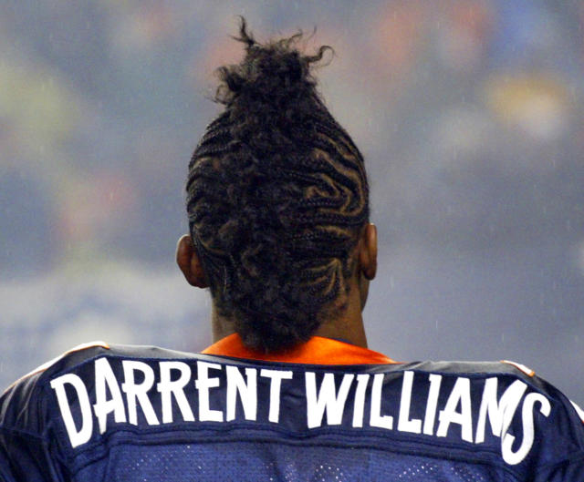 "Darrent Williams only played two seasons for the <a class=""link rapid-noclick-resp"" href=""/nfl/teams/den/"" data-ylk=""slk:Denver Broncos"">Denver Broncos</a>. (AP"