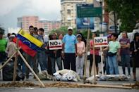 Venezuela opposition gears for huge rally against constitution rewrite