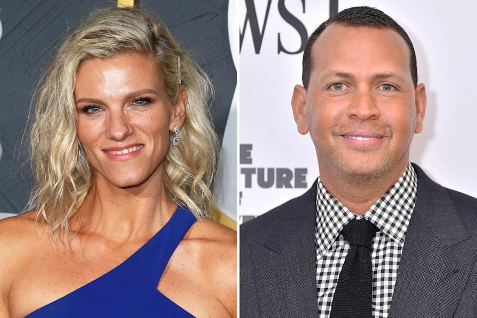 Here's Why Alex Rodriguez Is Hanging Out With Ben Affleck's Ex
