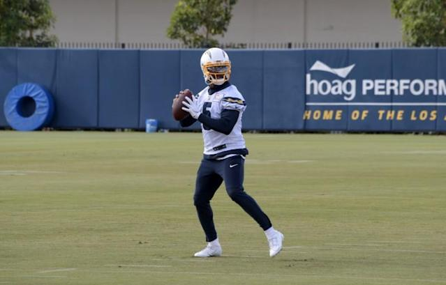 NFL: Los Angeles Chargers Practice