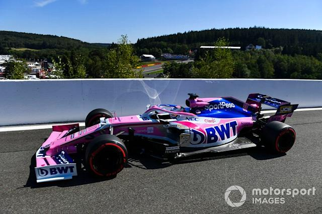 "Sergio Perez, Racing Point RP19 <span class=""copyright"">Mark Sutton / Sutton Images</span>"