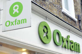 Oxfam store