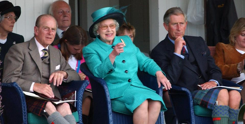 "<p>Despite her husband never formally becoming king, the Queen made it clear that Prince Philip had ""place, pre-eminence and precedence"" next to her ahead of their son and heir Prince Charles. Photo: Getty Images.</p>"