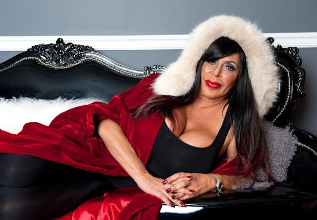 "<p>Angela ""Big Ang"" Raiola's outsize personality earned her a hardcore following among viewers of VH1's Mob Wives. After battling cancer (she was a lifelong smoker) — (Pictured) Big Ang VH1's ""Big Ang"" Portrait Session in 2012 in the borough of Staten Island New York City. (Michael N. Todaro/Getty Images) </p>"
