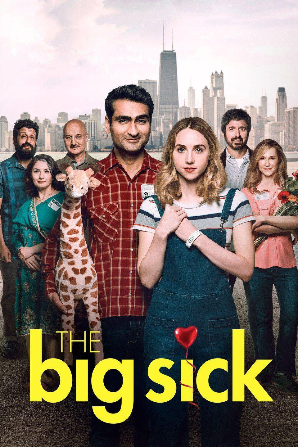 """<p><a class=""""link rapid-noclick-resp"""" href=""""https://www.amazon.com/Big-Sick-Amazon-Original-Movie/dp/B07193L7RD?tag=syn-yahoo-20&ascsubtag=%5Bartid%7C10063.g.35716832%5Bsrc%7Cyahoo-us"""" rel=""""nofollow noopener"""" target=""""_blank"""" data-ylk=""""slk:Watch Now"""">Watch Now</a></p><p>These days, Kumail Nanjiani and Emily V. Gordon are a comedic power couple. But, as <em>The Big Sick</em> shows, they almost didn't end up together at all. Najiani and Gordon co-wrote this rom-com about the very real, very traumatic medical emergency that brought them together.</p>"""