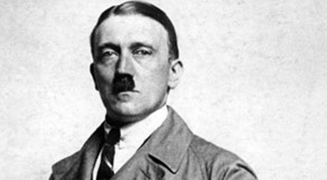 The book reveals Hitler was into brown showers.