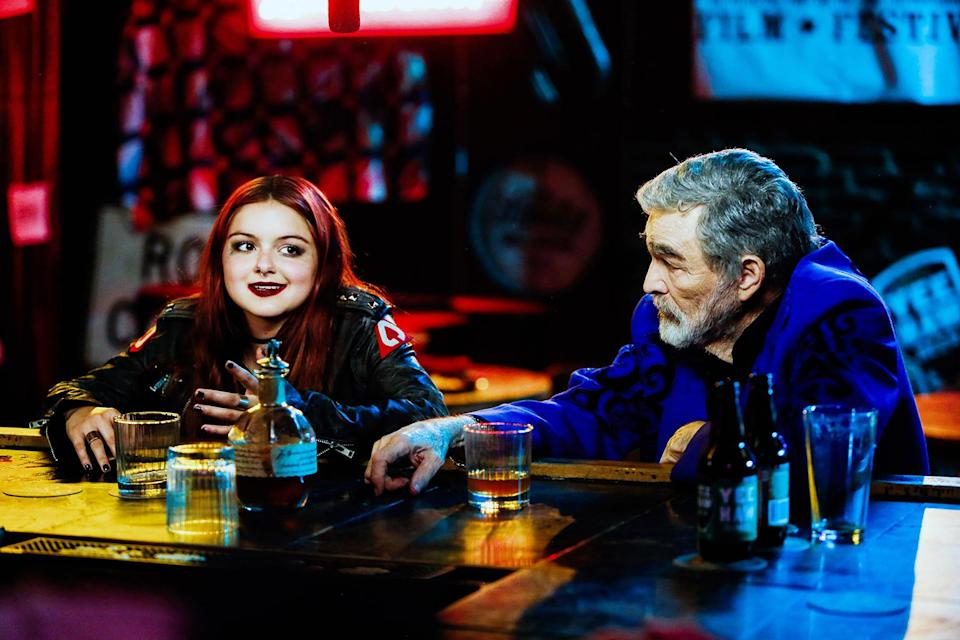 <p>One of Reynolds's most recent performances came alongside <em>Modern Family </em>star Ariel Winter in the 2017 film. (Photo: A24/courtesy Everett Collection) </p>