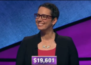 """<p>Production gives contestants <a href=""""https://better.net/arts-events/movies-tv/jeopardy-heres-actually-happens-behind-scenes/"""" rel=""""nofollow noopener"""" target=""""_blank"""" data-ylk=""""slk:two hotel options to choose from"""" class=""""link rapid-noclick-resp"""">two hotel options to choose from</a> and covers the cost of accommodations. Shuttles to transport the contestants from their hotels to the studio on taping day is also arranged by the show.</p>"""