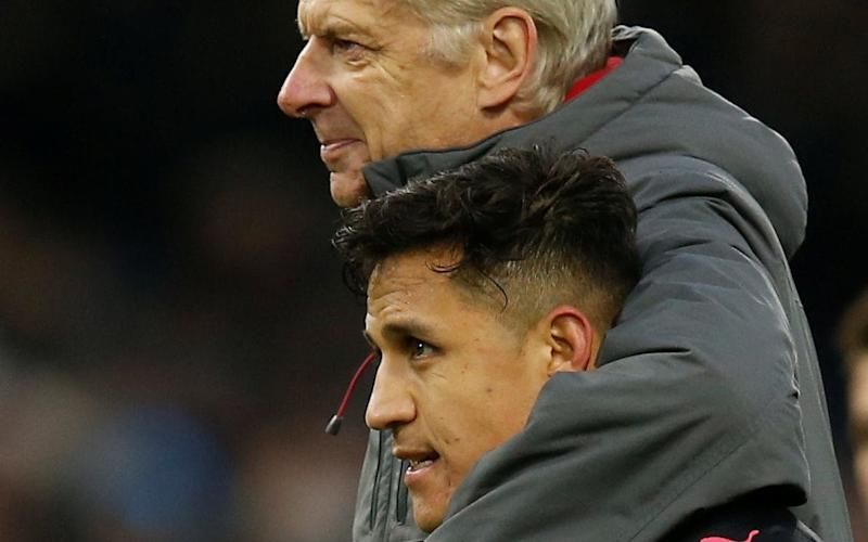 Arsene Wenger brought Alexis Sanchez to Arsenal - Reuters