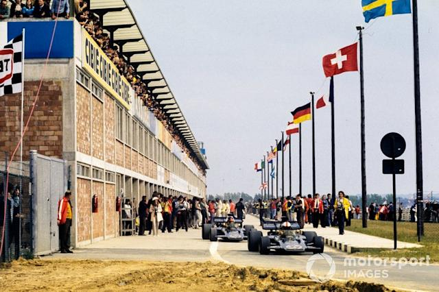 """1972: 12 carreras – Campeón: Emerson Fittipaldi <span class=""""copyright"""">LAT Images</span>"""