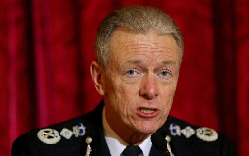 Lord Hogan-Howe will sit on the crossbenches - PA
