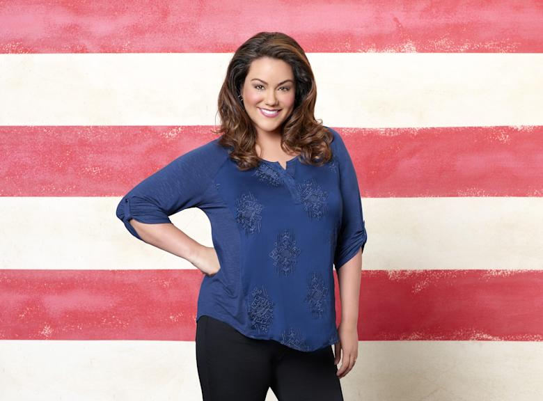 American Housewife' Star Katy Mixon on 'Roseanne,' and What She
