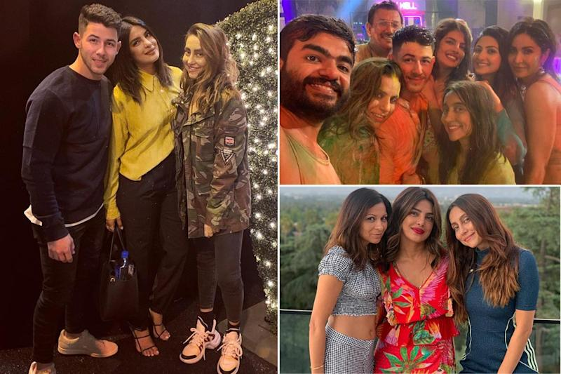 Friendship Day 2020 -Priyanka Chopra and Anusha Dandekar