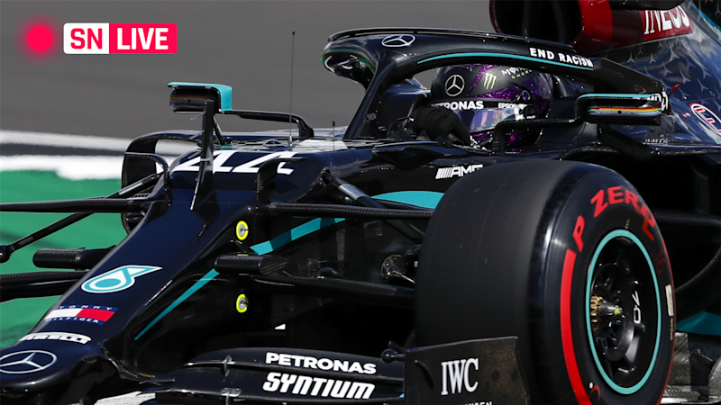 Formula 1 British Grand Prix results: Lewis Hamilton sets F1 record — with a flat tire