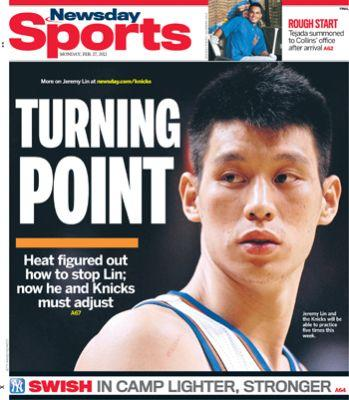 Jeremy Lin ties tabloid record with 20th straight appearance