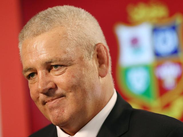 Warren Gatland has a number of big decisions to make ahead of his British and Irish Lions squad announcement: Getty