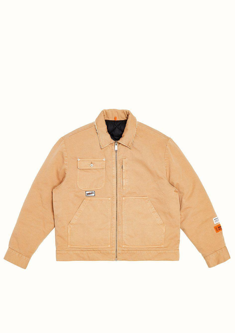 "<p><strong>Heron Preston </strong></p><p>heronpreston.com</p><p><strong>$1100.00</strong></p><p><a href=""https://www.heronpreston.com/en/US/men/products/hmea052f20fab0026300"" rel=""nofollow noopener"" target=""_blank"" data-ylk=""slk:Shop Now"" class=""link rapid-noclick-resp"">Shop Now</a></p><p>A failsafe layering piece, this jacket feature crisp pockets for stowing away small essentials.</p>"