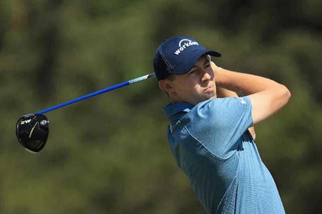 Matthew Fitzpatrick of England, ranked 39th in the world, has accepted a US PGA temporary membership with the chance to secure a spot for next season (AFP Photo/Mike Ehrmann)