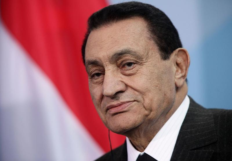 Hosni Mubarak, Egypt's Ousted 'Pharaoh' Leader, Dies at 91