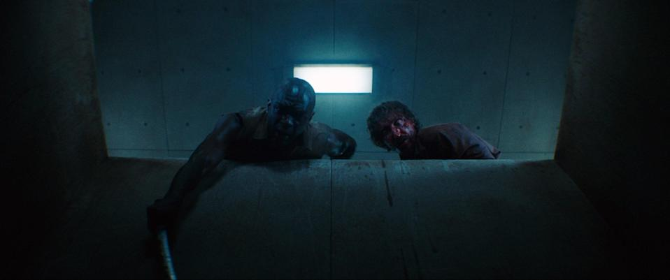 """<p>This Spanish film is a bit of a sci-fi meets horror meets psychological thriller situation—truly something for everyone. It's set in a future where prisoners held in vertical cells are forced to watch while some inmates are fed and others are starved which naturally leads to some serious conflicts. </p> <p><a href=""""https://www.netflix.com/watch/81128579"""" rel=""""nofollow noopener"""" target=""""_blank"""" data-ylk=""""slk:Available on Netflix"""" class=""""link rapid-noclick-resp""""><em>Available on Netflix</em></a></p>"""