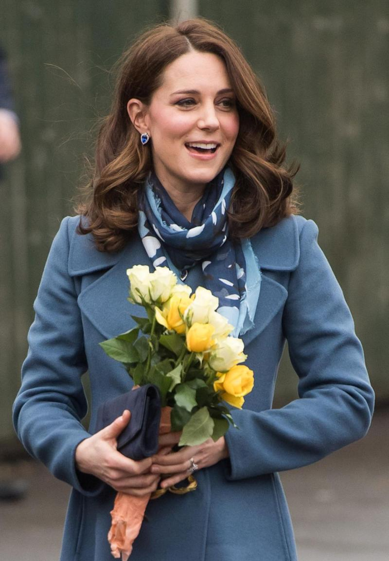 Kate's hairdresser has revealed the tricks she uses to get her perfect hair. Photo: Getty