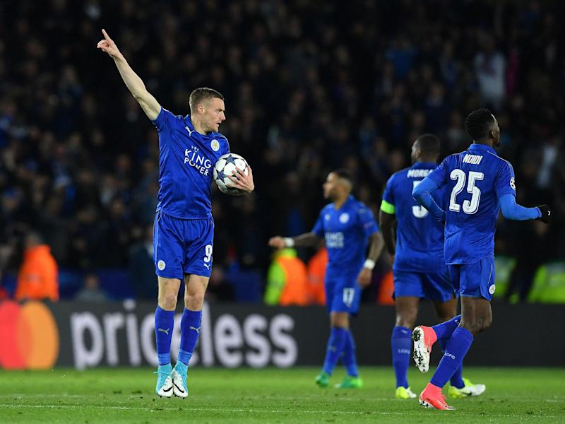 Leicester have plenty of positives to take from Tuesday night as they look ahead: Getty