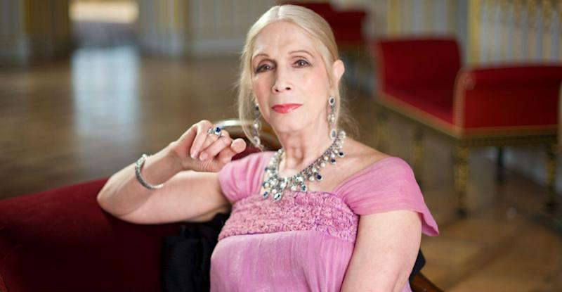 Lady Colin Campbell has claimed that the Me Too Movement has 'prevented men from being men' (FOX via Getty Images)