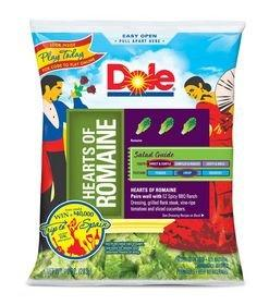 "Dole(R) Salads' Taste of Spain Initiative Sparks Consumers' Culinary ""Ole"""