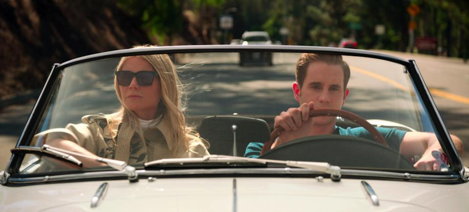 """<p><em>The Politician</em> comes from Ryan Murphy, so of course, it features an all-star cast, including Ben Platt, Gwyneth Paltrow, and Zooey Deutch. Platt plays a teen with the lofty ambition of one day becoming president of the United States—but first, he must conquer high school politics. </p> <p><a href=""""https://www.netflix.com/title/80241248"""" rel=""""nofollow noopener"""" target=""""_blank"""" data-ylk=""""slk:Available to stream on Netflix"""" class=""""link rapid-noclick-resp""""><em>Available to stream on Netflix</em></a></p>"""