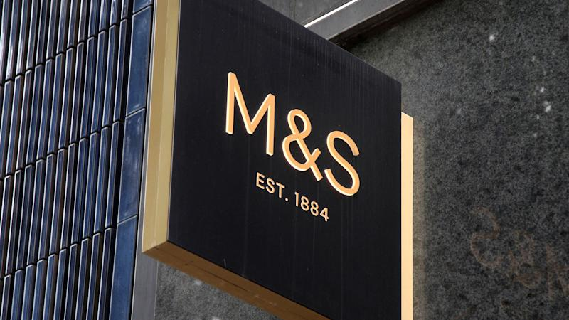 M&S chief financial officer quits role as firm slides out of FTSE 100