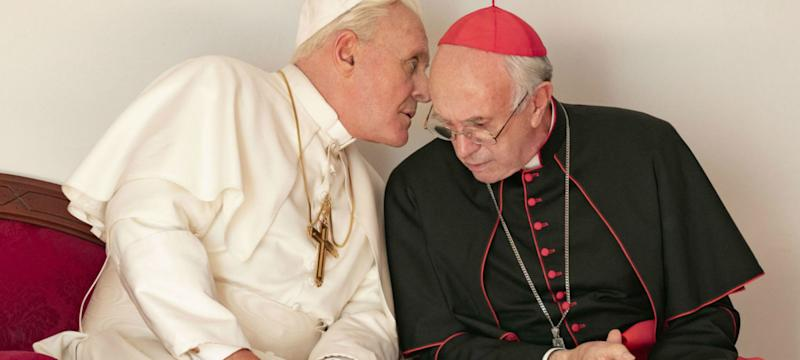 The Two Popes (Credit: Netflix)