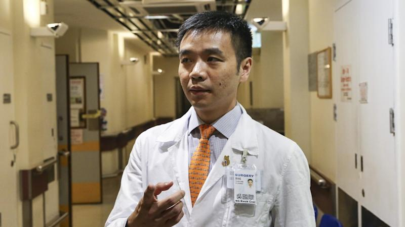 No contract renewal for Hong Kong doctor who left liver patient in middle of transplant