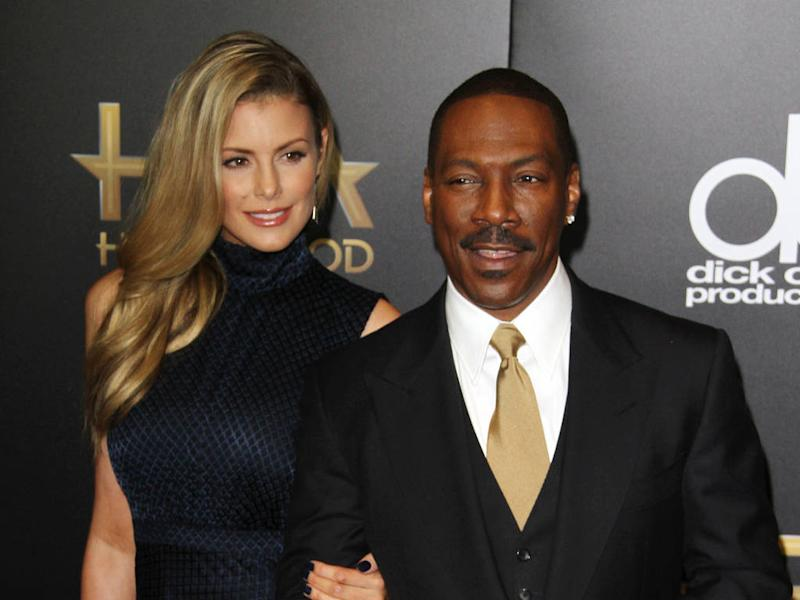 Eddie Murphy Welcomes Tenth Child With Paige Butcher