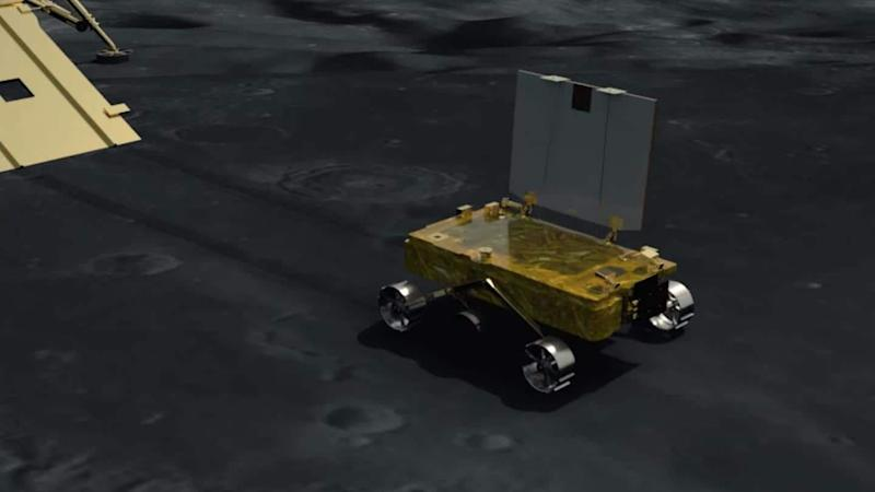 Indian techie claims Chandrayaan-2 rover intact, even moved a bit