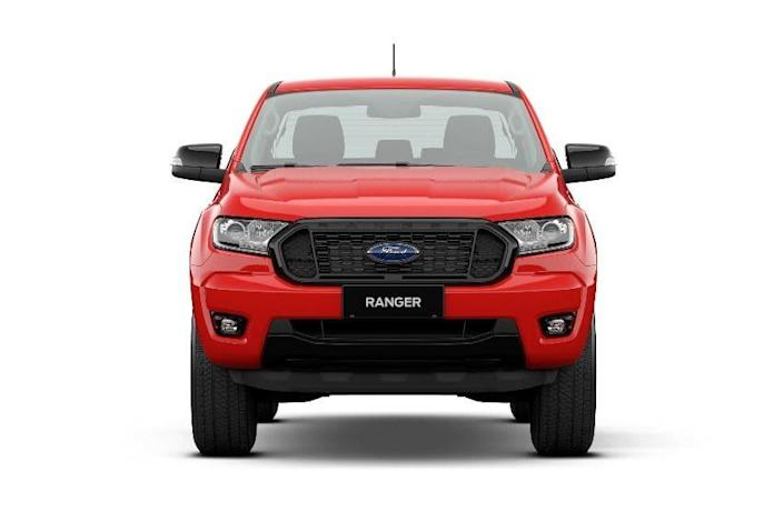 Ford FX4 4x4