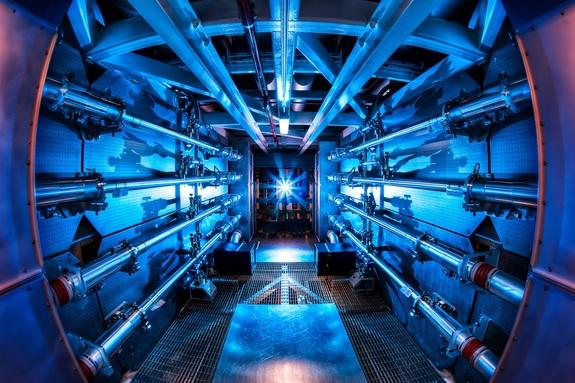 Fusion Experiments Inch Closer To Break-Even Goal