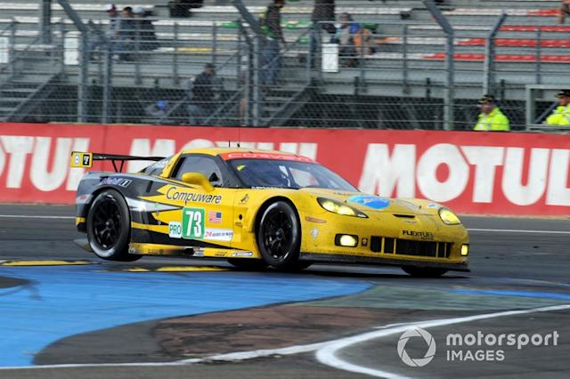 "2011: #73 Corvette Racing Chevrolet Corvette C6 ZR1: Olivier Beretta, Tommy Milner, Antonio Garcia <span class=""copyright"">Jeff Bloxham / Motorsport Images</span>"