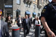 Swedish parliament holds no-confidence vote against PM Lofven, in Stockholm