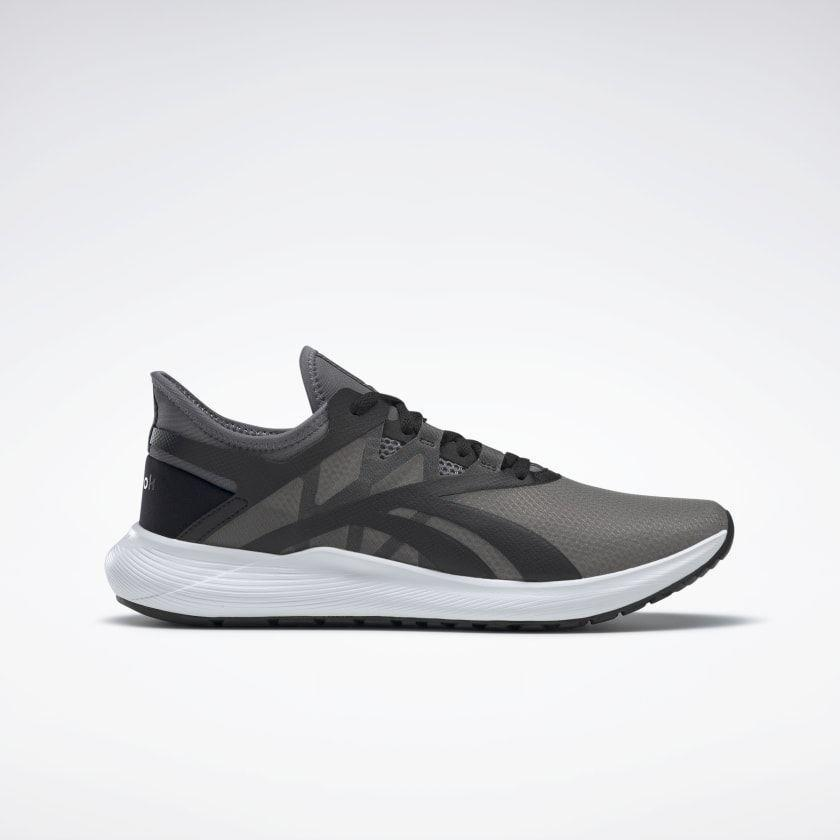 """<p><strong>reebok</strong></p><p>reebok.com</p><p><a href=""""https://go.redirectingat.com?id=74968X1596630&url=https%3A%2F%2Fwww.reebok.com%2Fus%2Ffloatride-fuel-run-men-s-running-shoes%2FFU8415.html&sref=https%3A%2F%2Fwww.runnersworld.com%2Fgear%2Fg33656741%2Freebok-running-shoe-sale%2F"""" rel=""""nofollow noopener"""" target=""""_blank"""" data-ylk=""""slk:Shop Men's"""" class=""""link rapid-noclick-resp"""">Shop Men's</a></p><p><a class=""""link rapid-noclick-resp"""" href=""""https://go.redirectingat.com?id=74968X1596630&url=https%3A%2F%2Fwww.reebok.com%2Fus%2Ffloatride-fuel-run-women-s-running-shoes%2FFU8420.html&sref=https%3A%2F%2Fwww.runnersworld.com%2Fgear%2Fg33656741%2Freebok-running-shoe-sale%2F"""" rel=""""nofollow noopener"""" target=""""_blank"""" data-ylk=""""slk:Shop Women's"""">Shop Women's</a></p><p><del>$90</del><strong><br>$45 (with code RUN50)</strong></p><p>These neutral shoes can handle your daily training, and keep you supported with plush TPU cushioning. </p>"""