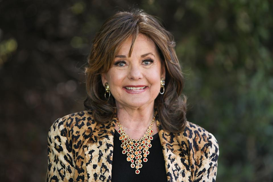 "Actress Dawn Wells visits Hallmark Channel's ""Home & Family"" at Universal Studios Hollywood on September 30, 2019 in Universal City, California."