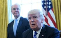 Buck stops with Trump after health care failure