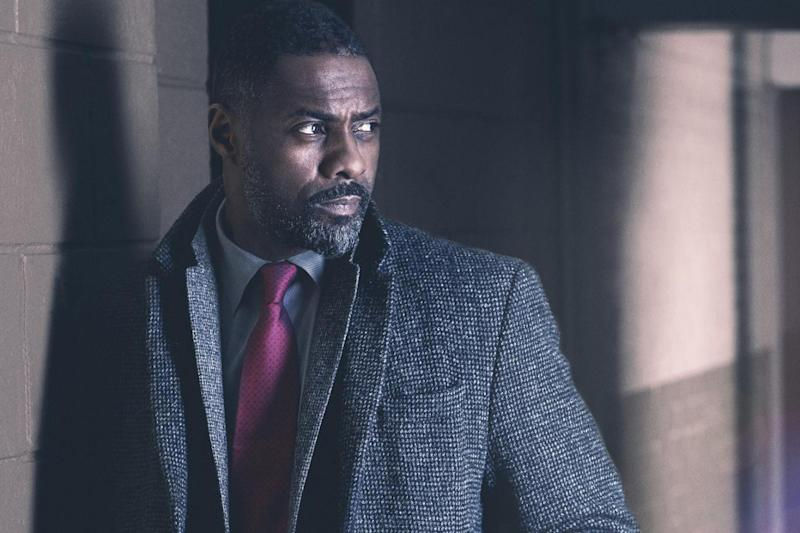 Actor Idris Elba recently worked in Canada (Sarah Dunn/BBC)