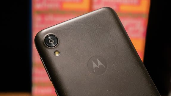 Moto E6 is Lenovo-Motorola's latest entry-level Android phone