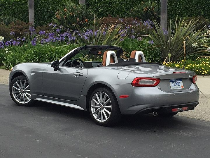 test drive 2017 fiat 124 spider. Black Bedroom Furniture Sets. Home Design Ideas