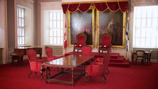 Some budget examinations happen in the Red Room at Province House. They will now be live streamed.